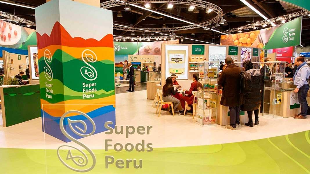 Productos Peruanos Destacaron En La Feria Mundial Lider En Alimentos Organicos Revista Economia